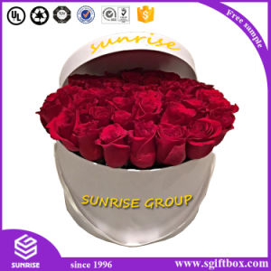 Flower Packaging Paper Round Squre Rectancle Gift Box pictures & photos