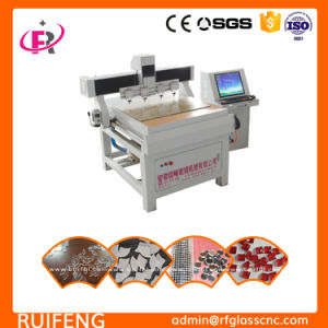 Hot Sale Small Working Size Glass Cutting Machine Price (RF800M) pictures & photos