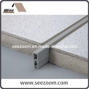 Plastic Flooring Ceramic Decorative Profile
