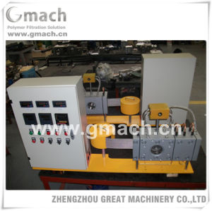 Strong PP Wire Drawing Extrusion Machine Used Full Automatic Screen Changer pictures & photos