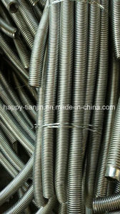Annular Stainless Steel Braided Metal Flexible Hose pictures & photos