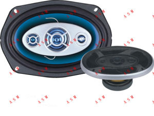 """6"""" X 9"""" 2-Way Coaxial Speakers with 400 Watts Max. Power (ASM-69486) pictures & photos"""