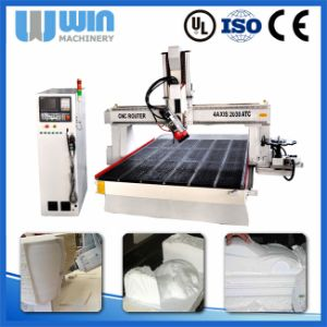 European Quality 4 Axis 2030 CNC Router pictures & photos