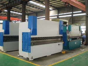 Hydraulic Press Brake/ Bending Machine (WC67Y-80T/2500) pictures & photos
