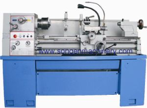 Gear Head Bench Lathe, Swing Over Bed 360mm, Variable Spindle Speeds pictures & photos