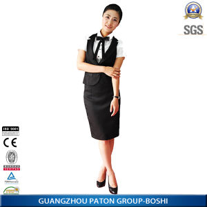 High Quality Custom Work Uniform for Reception (WU03) pictures & photos