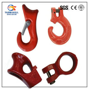 Forged Alloy Steel Chain Choker Hook for Logging pictures & photos