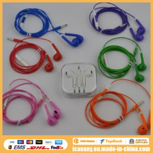 Colorful Earpods Fashion Earphones for iPhone6/6s/5s pictures & photos