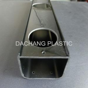 High Polish PVC Plastic Extrusion Profile pictures & photos