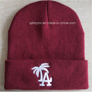 Solid Color Winter Beanie Cap Wholesales in USA