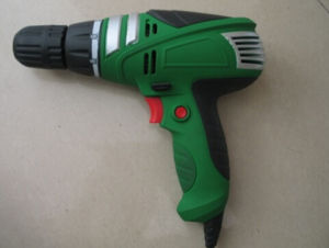 Portable Electric Drill Machine 10mm pictures & photos