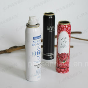 Aluminum Aerosol Can for Bio-Water Spray Packaging (PPC-AAC-027) pictures & photos