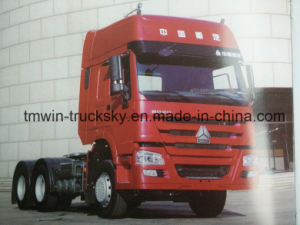 Sinotruck HOWO Series 6*4 Tractor Truck (ZZ4257S3241V) pictures & photos