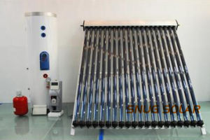 Whole System Split Pressurized Hot Tube Solar Water Heater pictures & photos