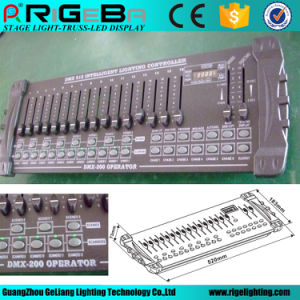 192 Channel 16 Slider Stage Disco DJ Light 512 DMX Controller pictures & photos