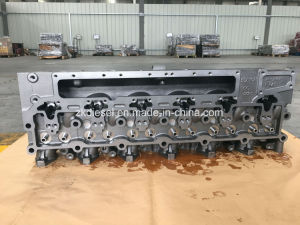 Cast Iron 6CT8.3 Cylinder Head for Cummins Diesel Engine with CNC Machined 3973493/3936180/3802466 pictures & photos