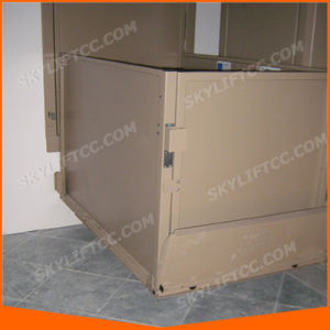 Wheelchair Lift Platform for Disabled People pictures & photos