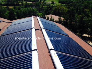 Solar Collector for Hot Water Project (hotel, school, swimming pool) pictures & photos