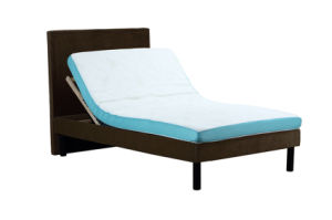 Hot Sales Okin Twin Motor Electric Slat Bed Adjustable Slat Bed pictures & photos