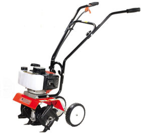 2.5 HP 2 Stroke Gasoline Power Tiller Rotary Cultivator (1WG1.6Q-25) pictures & photos