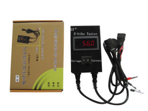 Electric Bike & Motor Loading Current & Voltagetest Instruments.