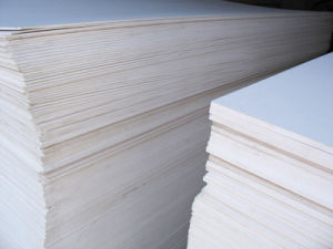 Extruded Thick PVC Board with Good Chemical Resistance pictures & photos