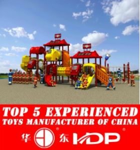 HD2013 Outdoor Fire Man Collection Kids Park Playground Slide (HD13-004A) pictures & photos