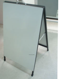 """24"""" X 36"""" Metal Sheet Frame a Frames & Sandwich Boards Metal a Board pictures & photos"""