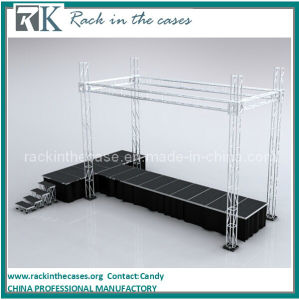 Rk Aluminum Lighting Truss with Portable Smart Stage pictures & photos