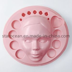 Customized Bio-Degradable Plastic Packaging PS Tray for Cosmetics pictures & photos