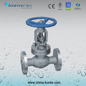 J41H JIS Cast Steel Globe Valve pictures & photos