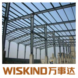 Large Wide Span Light Steel Structure Construction Frame Steel Warehouse pictures & photos