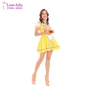 Women′s Sexy Stein Babe Costume Beer Girl Costume L15165 pictures & photos