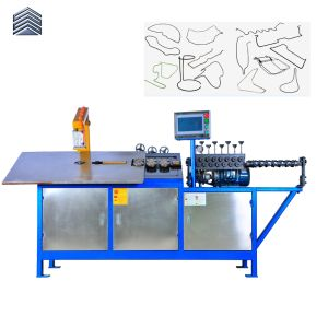 High Quality 2D CNC Automatic Wire Bending Machine pictures & photos