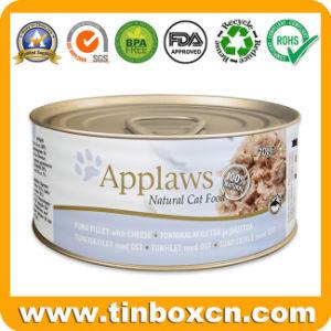 Tin Can for Food Canning Fish Caviar Tuna Salmon pictures & photos