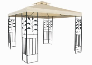 Steel Gazebo for Garden (G1092) pictures & photos