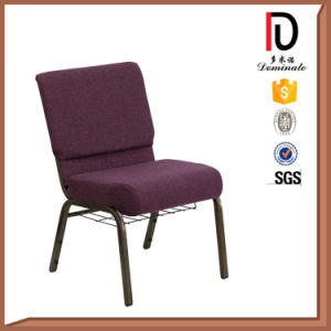 Low Price Practical Church Chair with Bookrack Br-J016 pictures & photos