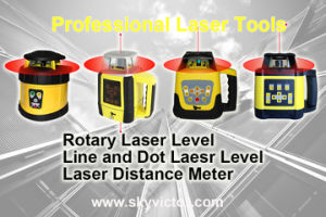 Pocket Five-Point Self-Leveling Laser Level (SDG-230A) pictures & photos