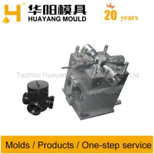 Plastic Pipe Fitting Mould (HY082) pictures & photos