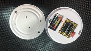 Interlinkable Smoke Alarm with 433.92MHz Lm-101LC pictures & photos