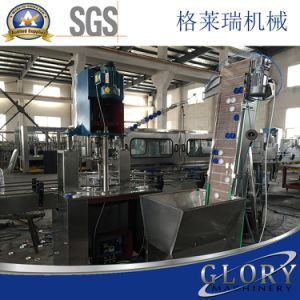 Automatic Single Head Screw Capping Machine for Palstic Bottles pictures & photos