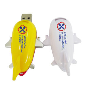 Aircraft USB Flash Drive Airplane Pen Drive 16GB 64GB 128GB (TF-0132) pictures & photos