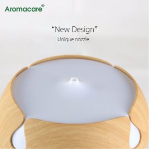 Aromacare 2017 Innovative Product Ideas USB Diffuser Bamboo Aroma Diffuser (20006B) pictures & photos