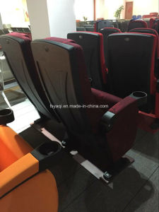 Cinema Chair Auditorium Chair VIP Theater Seats Theater Seating Furniture (YA-018) pictures & photos