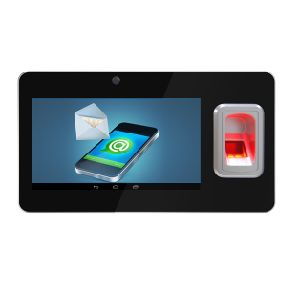 Android Biometric Fingerprint Time Attendance System with Card Reader and TCP/IP USB WiFi pictures & photos