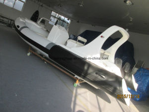 Liya 5.8m Rib Rigid Inflatable Boat Speed pictures & photos