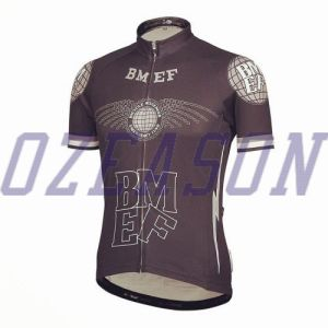 Professional High Quality Short Sleeve Men Pullover Custom Cycling Jerseys pictures & photos