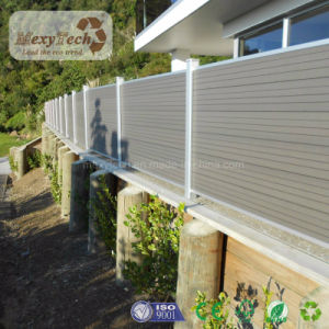 UV Resistance Australia Style Outdoor Garden Privacy WPC Fence pictures & photos