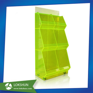 Transparent Acrylic Display Stands, Supermarket Display Unit, Foods Dumpbins pictures & photos