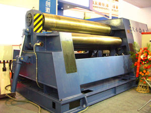 4 Roll Plate Rolling Machine (W12NC-30× 2500) pictures & photos